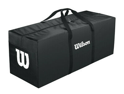(Black) - Wilson Equipment Bag. Delivery is Free