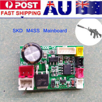 Mainboard for SKD M4SS Gel Ball Blaster Toy Gun Modified Parts AU STOCK