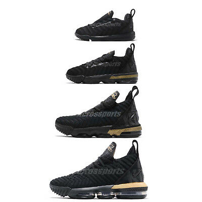 "Latest Nike LeBron 16 ""Fresh Bred"" BlackUniversity Red AO2595 002"