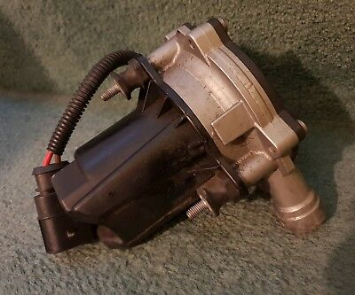 audi S4 b6 secondary air pump, from 2004 vehicle but fits all b6