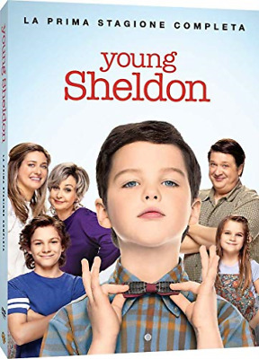 Young Sheldon - Stagione 01 (2 Dvd) - (Italian Import) DVD NEUF