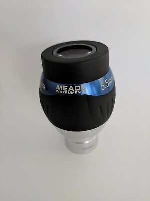 """Meade Series 5000 Ultra Wide Angle 5.5Mm Eyepiece (1.25"""")"""