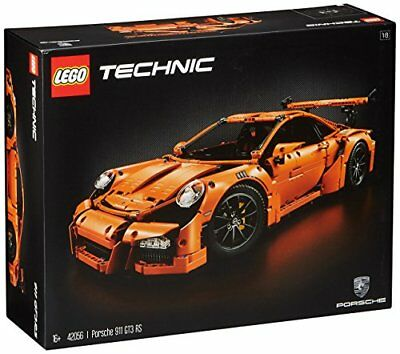 Lego Technic 42056 Porsche 911 Gt3 Rs Nuovo New Limited Edition