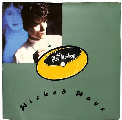 "The Blow Monkeys - Wicked Ways - 7"" Record Single"