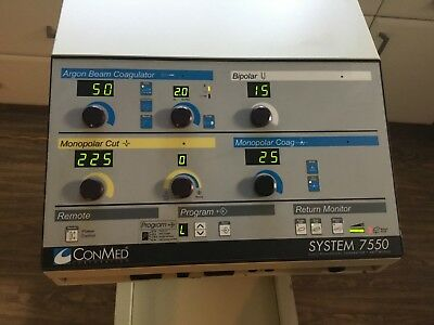 CONMED System 7550 Electronic Generator