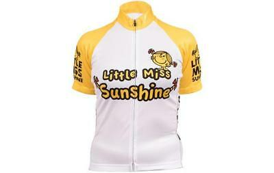 afec0a22a Scimitar Little Miss Sunshine Ladies Cycling Jersey Funky Cycle T-Shirts  Size M
