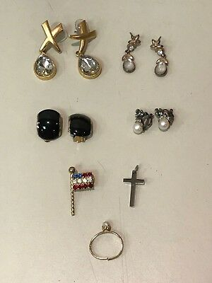 Vintage costume Jewelry Lot of 7 Pieces