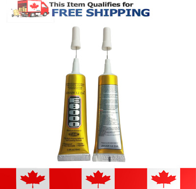 E -8000 Glue15ml Multi Purpose Adhesive