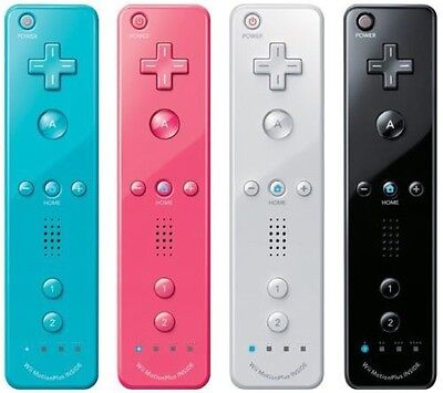 Wiimote Built in Motion Plus Inside Remote Gesture Controller For Wii & Wii U UK