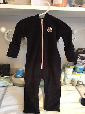 Baby Overall Moncler
