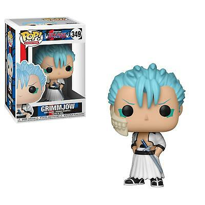 Funko Pop Animation: Bleach Grimmjow 349 21703 In stock