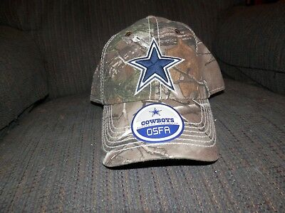 caba1ccecee DALLAS COWBOYS AUTHENTIC Headwear Osfa Men s Hat Cap One Size Woodsy ...