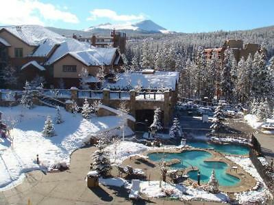 Grand Timber Lodge Breckenridge - 3BR/3B - Jan 6th-Jan 13th, 2019 - Sleeps 10!