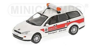 FORD FOCUS TURNIER 1997 ORDNUNGSAMT Minichamps 430087091