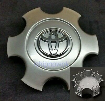 1 NEW 2003-2007 Sequoia Tundra Hyper Silver wheel rim center hub cap 69440