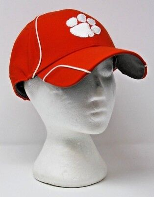 2aacefc66af Nike One Size Fits Most Clemson Tigers NCAA Orange Legacy 91 Dri- Fit Hat  Cap