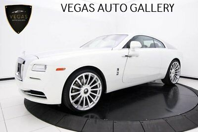 2015 Rolls-Royce Wraith  Forgiato Aluminum Billet Wheels, Signature & Interior Detailing Packages