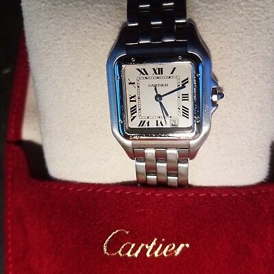 Cartier Panthere rare 27mm - watch ladies/mens