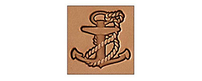 Tandy Leather Craftool 3-D Stamp Anchor 8680-00