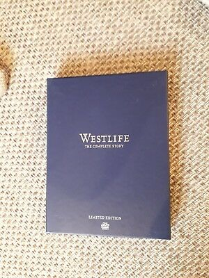 Westlife Box Set Limited Edition
