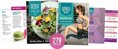 KAYLA ITSINES BIKINI BODY GUIDES BBG all 15 updated guides - instant response!