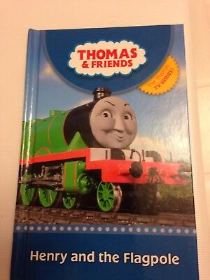 Book, Thomas & Friends, Henry & The Flagpole. NEW