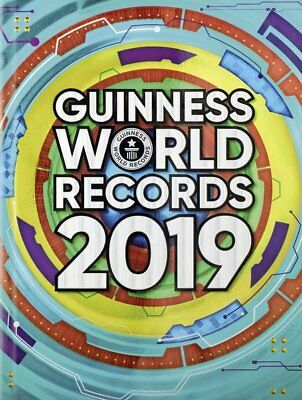 Guinness World Records 2019 Deutschsprachige Ausgabe