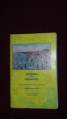 Metal Detector Book. Site Reading For Gold And Silver By Clive Clynick
