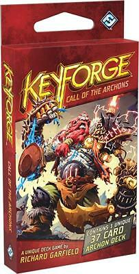 Keyforge: Call of The Archons - Archon Deck,  Sealed! IN HAND!  In Store NOW