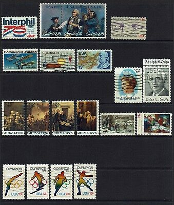 Usa  1976 Stamps...collection...