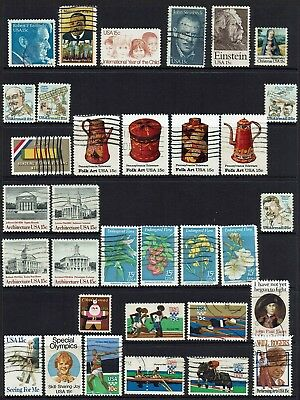 Usa  1979 Stamps...collection...