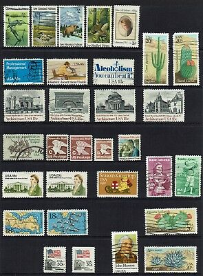 Usa  1981 Stamps...collection...