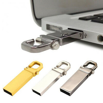 Mini USB 3.0 Flash Drives Memory Metal Flash Drives Pen Drive U Disk Laptop PC