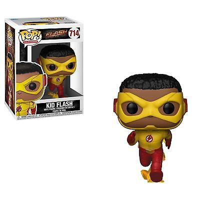 Funko Pop Television: The Flash Kid Flash 714 32117 In stock