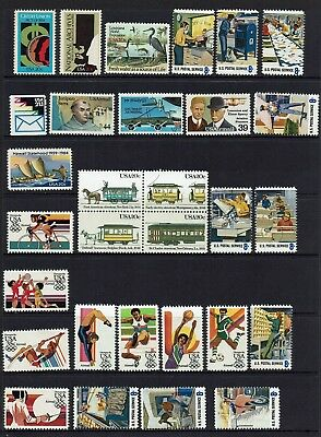 Usa  ..mint  Stamp Collection