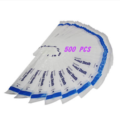 Dental Disposable Intraoral Camera Sheaths Sleeves Covers 500 pcs/Pack
