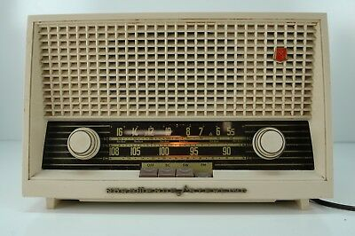 1950's German Normende Sterling BC/FM/SW Radio works For Charity
