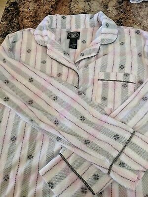 Laura ashley Jammies, L, Poly, Soft & Warm