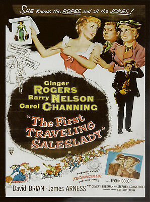 """Clint Eastwood In """"the First Traveling Saleslady"""" Rare Dvd"""