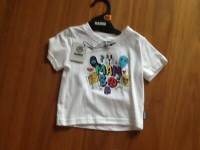 Mambo Boys Or Girls Top Size 00