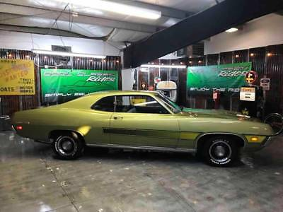 1970 Torino 500 Green Ford Torino with 76,744 Miles available now!