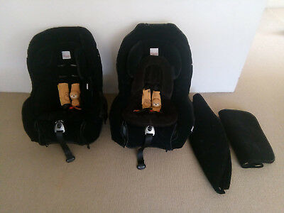 Safe'n'Sound black car child seat, for ages 0-4, clean, in good condition