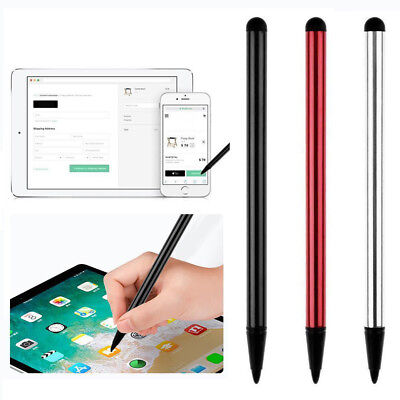 3X Capacitive Touch Screen Stylus Pen For Apple Ipad Iphone Tablet Supreme