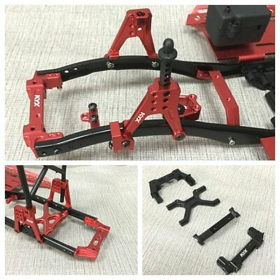 Upgrade Metal Frame Beam Support Kit  Set For 1:10 Axial SCX10 ll  90046 90047