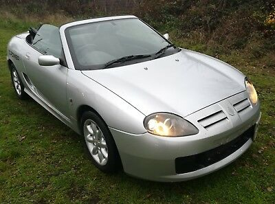 Breaking Mg Tf 1.8 135bhp all panels £10 collection only paint code mbb