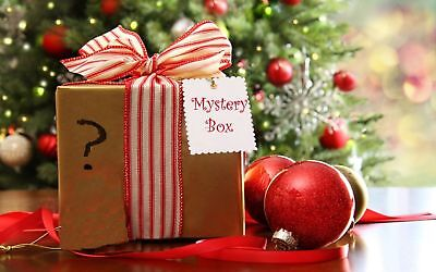 $50 Mysteries Box Xmax Gift For Woman ALL NEW No TRASH! NO JUNK Free Shipping