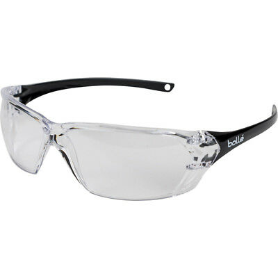 Bolle PRISM Sports Cycling Safety Glasses Spectacles CLEAR Lens + Free Cord