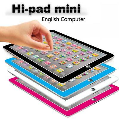Hot Kids Children Tablet PAD Educational Learning Toys For Boys Girls Baby Gift