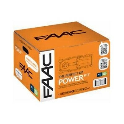 Faac 105913 Power Kit 230V Perfect Automation Inground