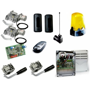 001U1924 Complete Kit Came For Automation Gates Frog